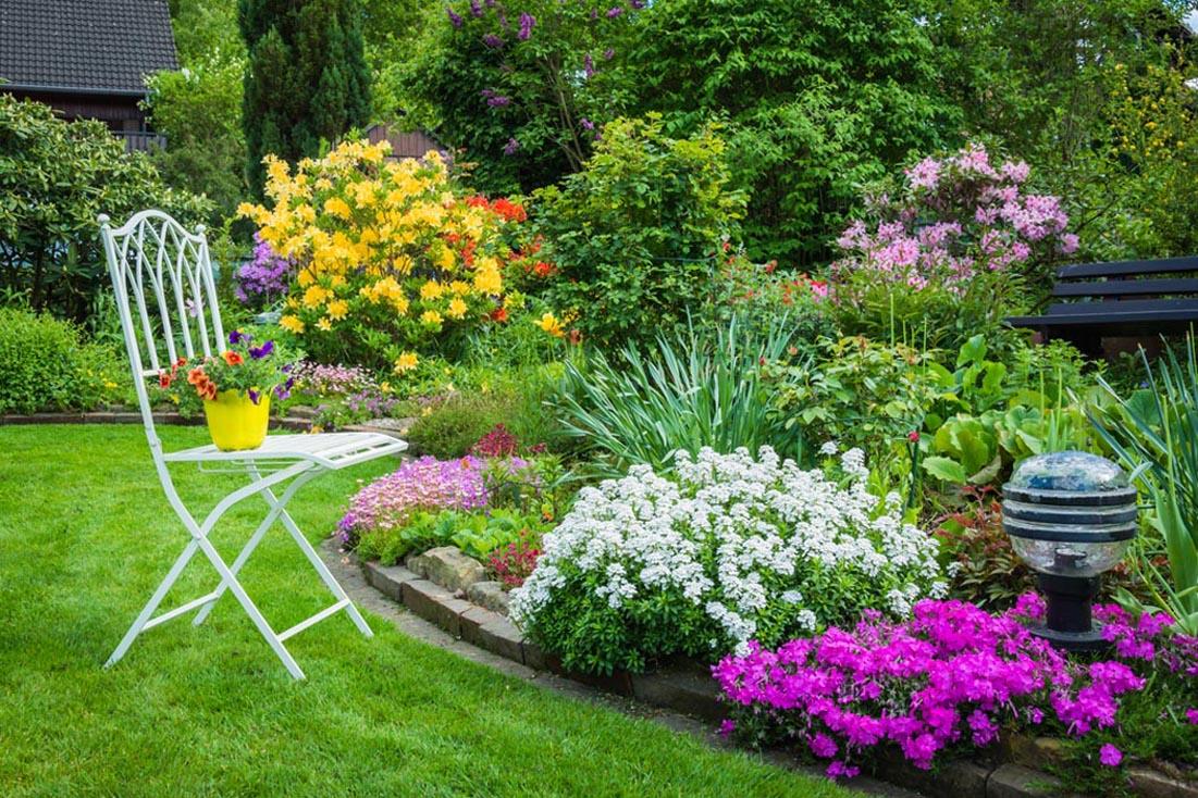 Giardino Di Una Casa il valore immobiliare gestione del giardino nella casa in